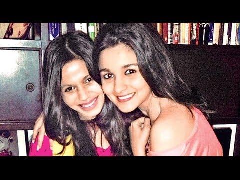 Alia Bhatt's Sister In Love - BT - YouTube