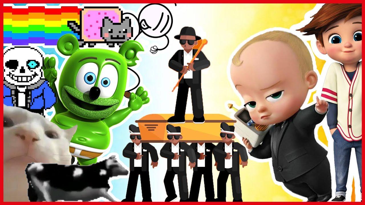 Boss Baby - ULTRA Meme Mix
