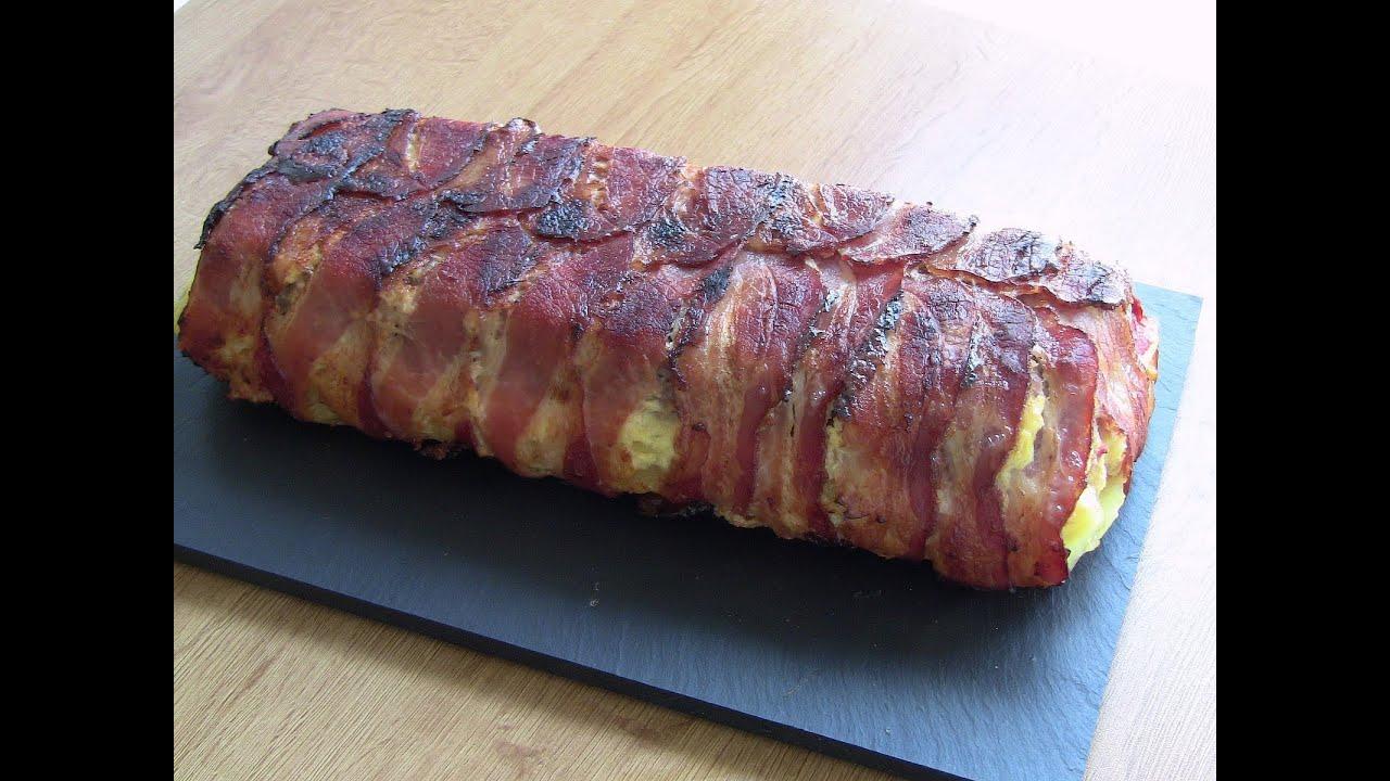 Pastel De Carne Y Tortilla De Patata Pastel De Carne Pastel De Carne Picada Pastel De Carne Receta