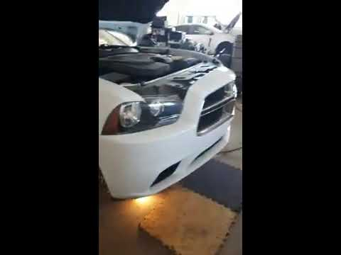 Dodge Charger PowerSteering Pump Location