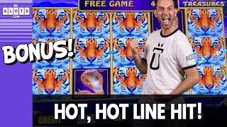 ⚡ SEXY Lightning BONUS! 💰 Hot Line Hit @ Summer Series ✪ BCSlots (S. 23 • Ep. 2)