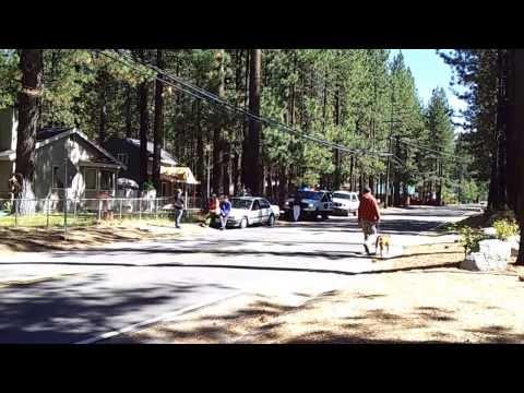 Cop Watchers Lake Tahoe  Save the day. JK ;) Cool ass sheriffs (El Dorado County) SLT