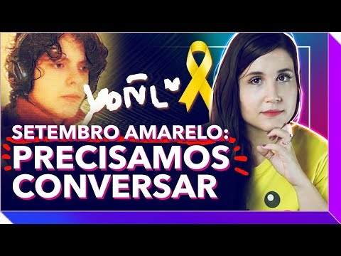 Suicídio na Internet: Setembro Amarelo Yoñlu e Gatilhos  mimimidias