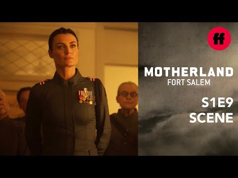 Motherland: Fort Salem Season 1, Episode 9 | Khalida Refuses Alder's Help | Freeform