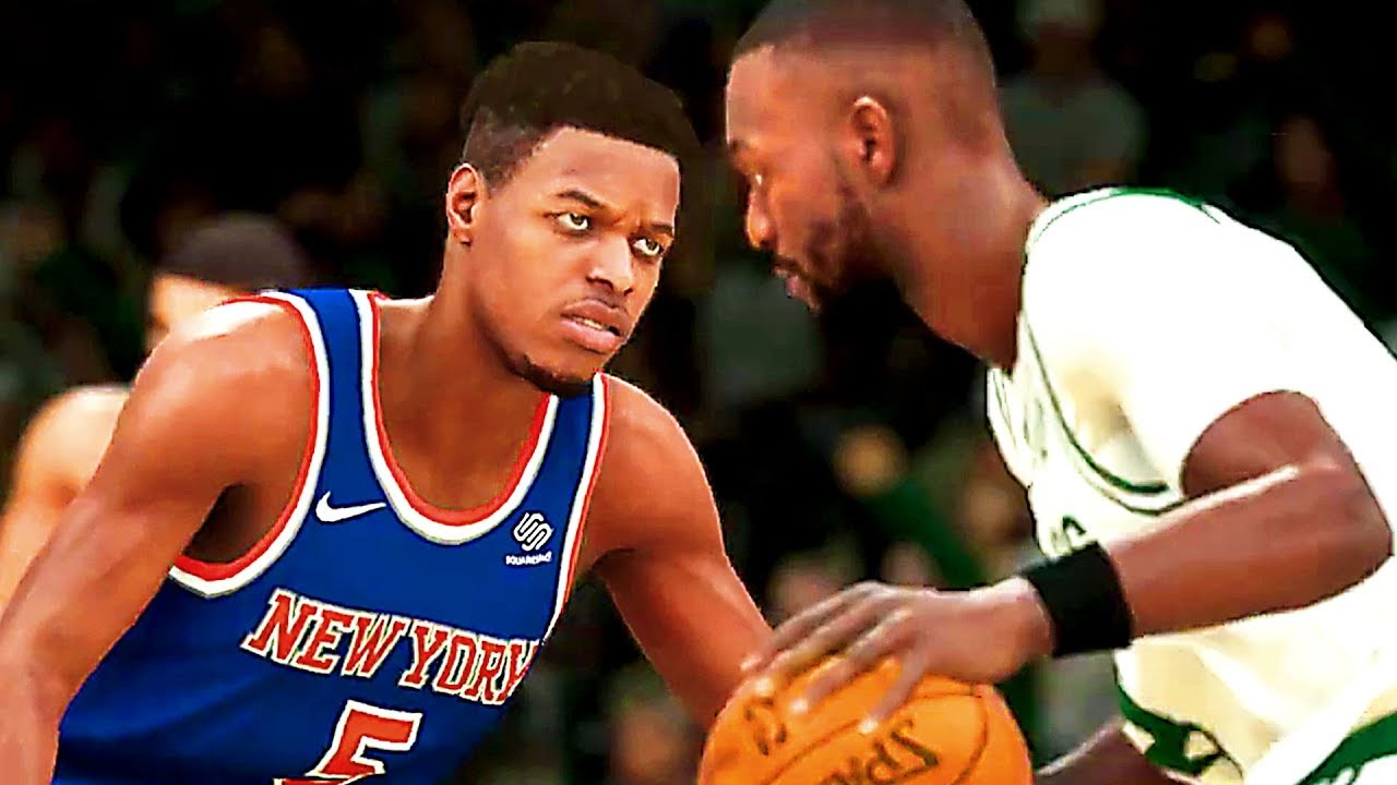 Nba 2k20 New Gameplay Trailer 2019 Ps4 Xbox One Pc