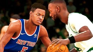 NBA 2K20 New Gameplay Trailer (2019) PS4 / Xbox One / PC