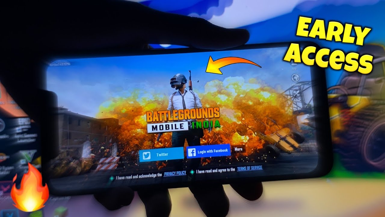 🇮🇳 EARLY ACCESS - BATTLEGROUND Mobile India - Gameplay Full Review - Legend X