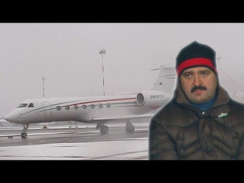Лукашенко подарил сыну