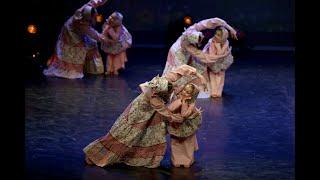 """""""В горнице"""", Театр музыки и танцев """"Щелкунчик"""". """"In the Upper Room"""", The Nutcracker Dance Theater."""
