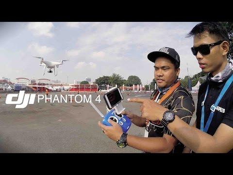 DJI Phantom 4 Quick Test