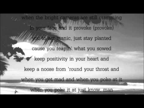 Chris Brown ft. Kendrick Lamar - Autumn Leaves (LYRICS)