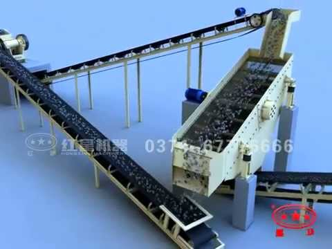 Magnetic Separation Process