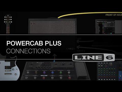 Line 6 PowerCab 112 Plus Active Guitar Speaker | Sweetwater