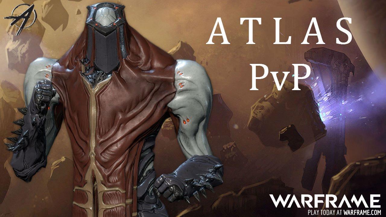 warframe how to get atlas