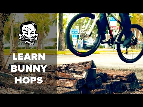 The easiest way to learn bunnyhops - MTB or BMX