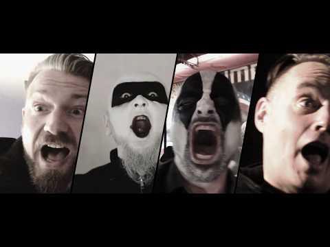 SCHATTENMANN -  Schwarz = Religion (feat. Megaherz, Nord, Eisfabrik, Heimataerde) // AFM Records