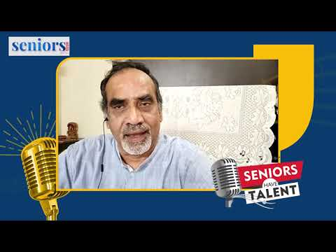 KVS Raman Performing at Seniors Have Talent | Season Two Finale | Online Singing Contest