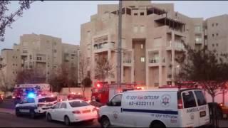 משפחה נספתה בירושלים - צפו בסרטון המסכם את הארוע הקשה