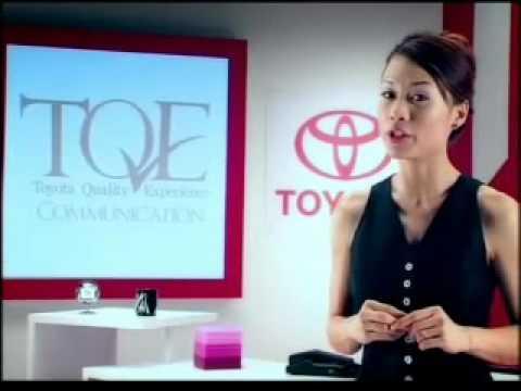 Toyota Marketing Video