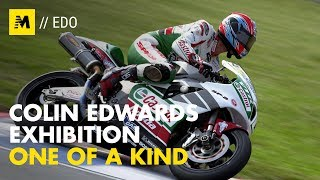 One of a Kind: tutte le moto di Colin Edwards