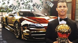 the craziest most expensive footballer cars in the world
