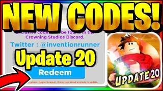 ALL *NEW* OP WORKING CODES 🚨UPDATE 20🚨! Roblox Magnet Simulator Halloween Update