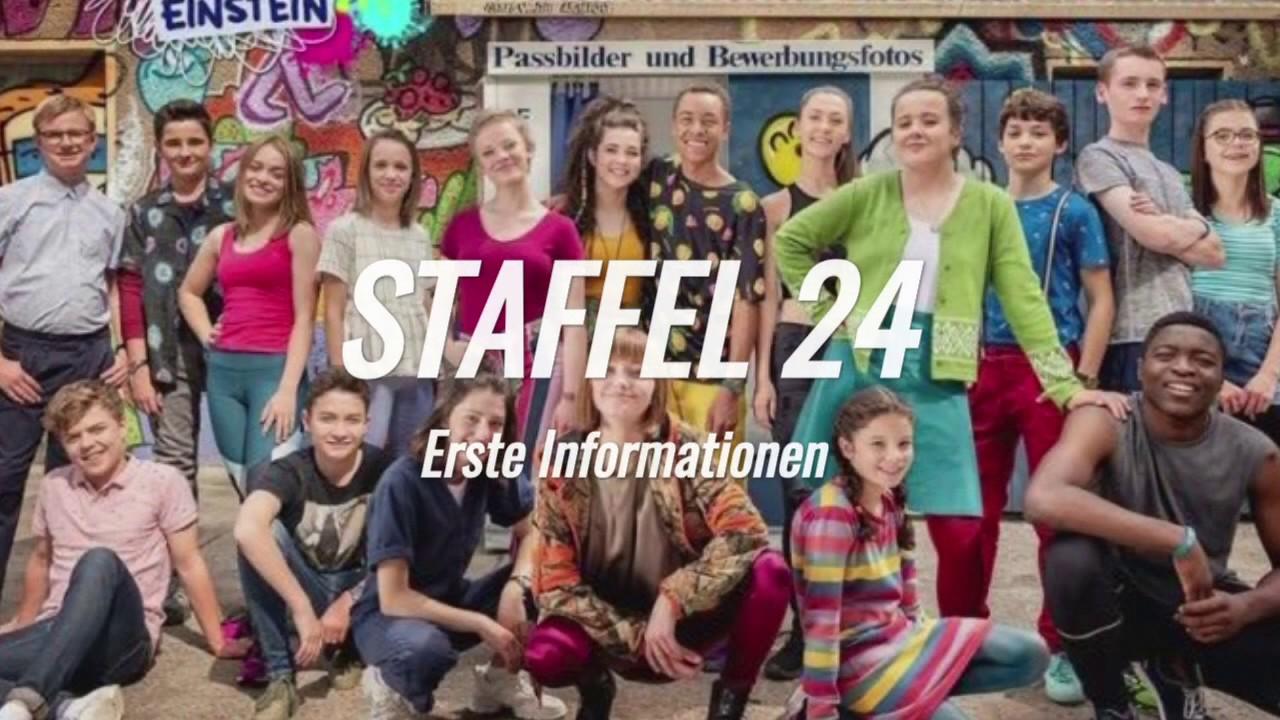 Schloss Einstein Erste Staffel