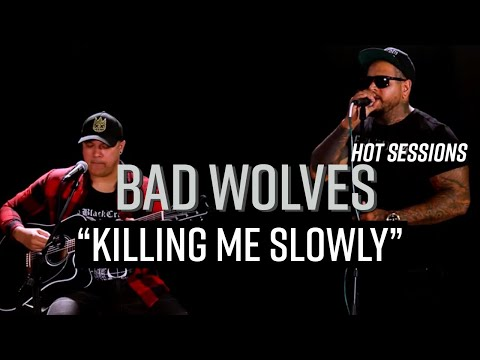 """Hot Sessions: Bad Wolves """"Killing Me Slowly"""" 