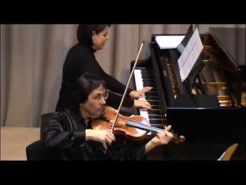"""Franz Schubert: Piano Trio in E flat op.148 D897 """"Notturno"""" (Amael Piano Trio Live in London)"""