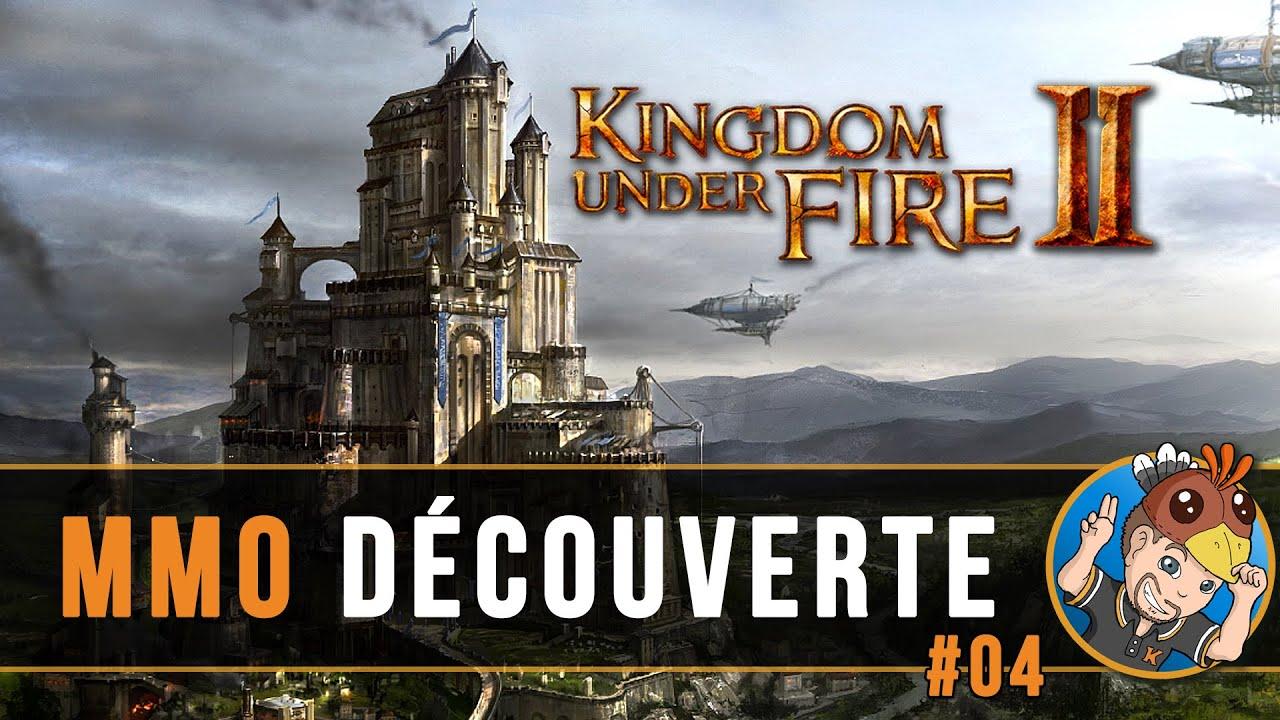 Download KINGDOM UNDER FIRE 2 : MMO Découverte, on choisit notre camp ! #04