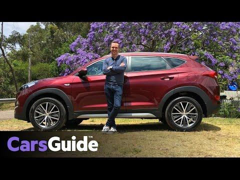 Hyundai Tucson Active X 2016 review | long term video