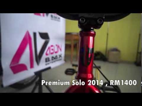 Premium Solo 2014 At Agun B M X Enterprise Youtube