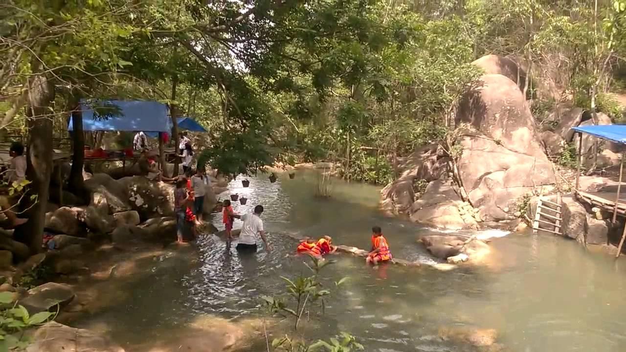 Khám phá du lịch sinh thái Suối Đá, Bà Rịa, Vũng Tàu