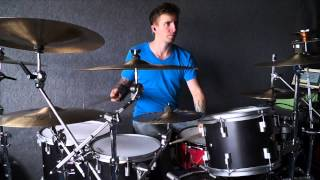DrumCraft Series 8 test