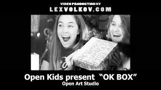 Open Kids present OK BOX - Open Art Studio