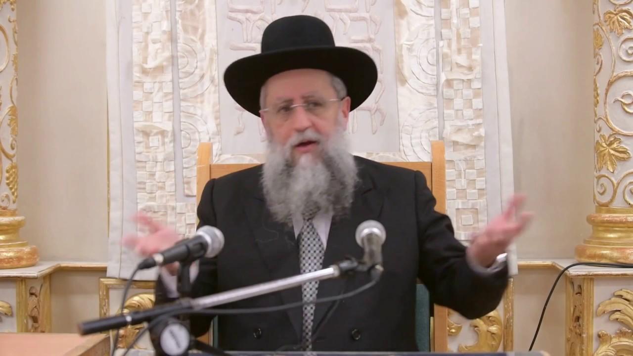 הרב דוד יוסף בעל הלכה ברורה שיעור הלכות זמני התפילות בבית מדרש יחוה דעת