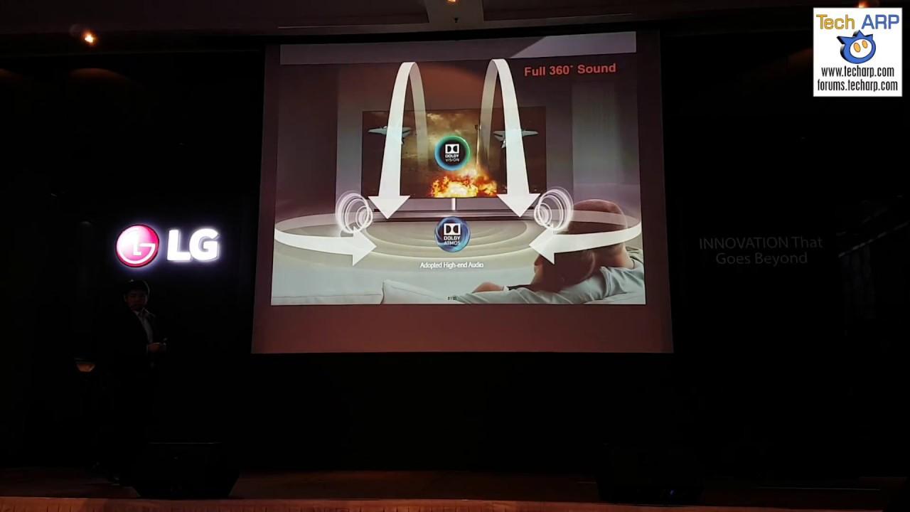 The 2017 LG OLED TV & Super UHD TV Models