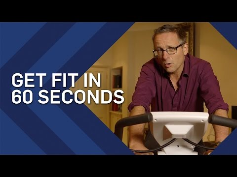 HIIT Get Fit In 60 Seconds | Brit Lab