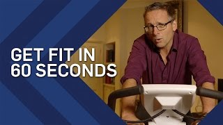 Get Fit In 60 Seconds - Brit Lab