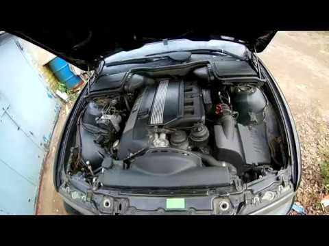 БМВ Е39 проблемы с системой охлаждения