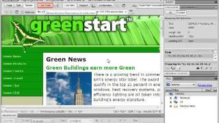 Çizgi TAGEM  - Dreamweaver CS5 - Site Yönetimi_5-Bir Sayfayı Live Viem de Önizleme