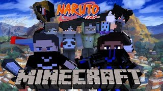 Naruto OP 16 Parody Minecraft ft 4Brother And Animator MCMinecraft animation