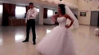 Приколы на свадьбе! Жених не ожидал такого