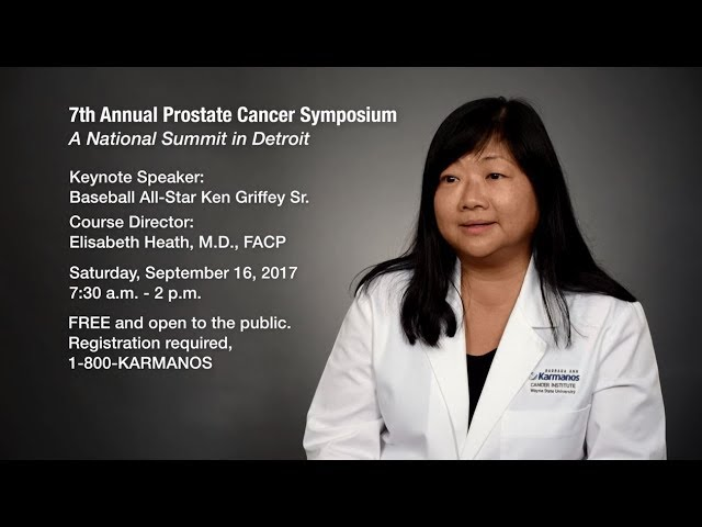 7th Annual Prostate Cancer Symposium: A National Summit in Detroit video thumbnail