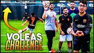 EPIC VOLEAS IMPOSIBLES CHALLENGE ft. Spursito x LMDShow x Vituber