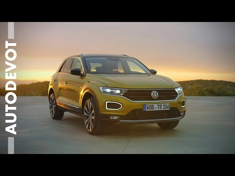 Volkswagen T-Roc coming to India?