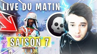 🔴☃️ SKIN OF NOEL DE RETOUR ON FORTNITE BATTLE ROYALE 🎄❄I 2100 WINS I GAMEPLAY EN