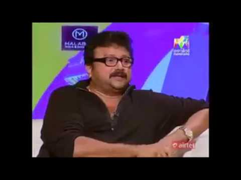Jayaram and rimi Tomi interview