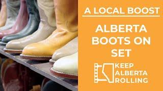 Keep Alberta Rolling - Alberta Boot Company