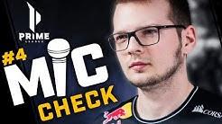 Prime League Mic Check Episode #3 - S04 & SK Gaming Prime